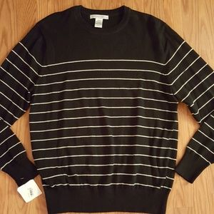 NWT...men's Geoffrey Beene sweater